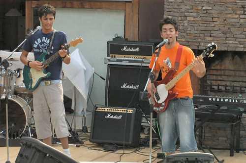 Garassi Boys