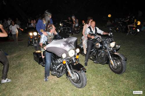 Le Harley al FormelloLive
