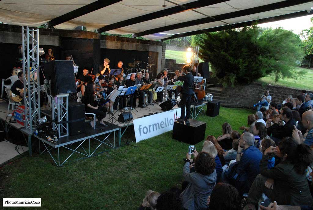 Orchestra della Scuola di Musica Tradizionale di Testaccio