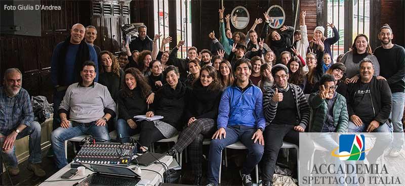 accademia spettacolo italia al formellolive